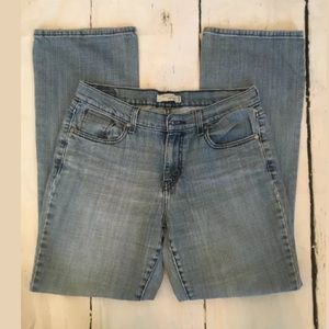 LEVIS 515 Bootcut 10M Light Wash Denim Jeans (r17)